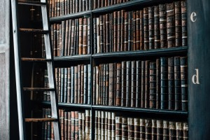 Foto Bibliothek