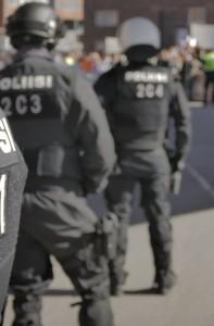 Foto Polizisten