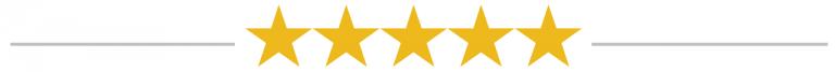 5 Sterne Bewertung auf Proven Expert